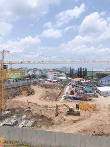 Tiến độ xây dựng dự án căn hộ Aio City tháng 06/2019