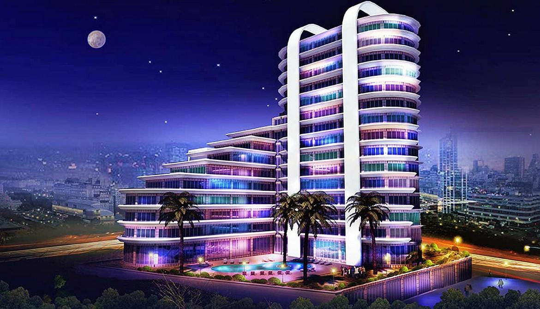Tiện ích nhà phố, biệt thự, shophouse, villa, condotel dự án KN Paradise Cam Ranh Khánh Hòa