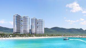 Vị trí địa chỉ dự án Crystal Marina Bay Nha Trang