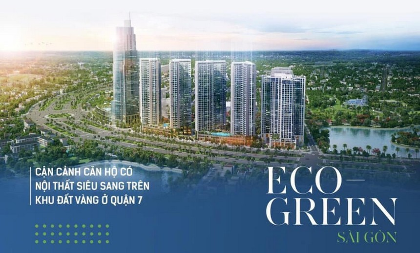 Mua bán Eco Green Saigon Q7