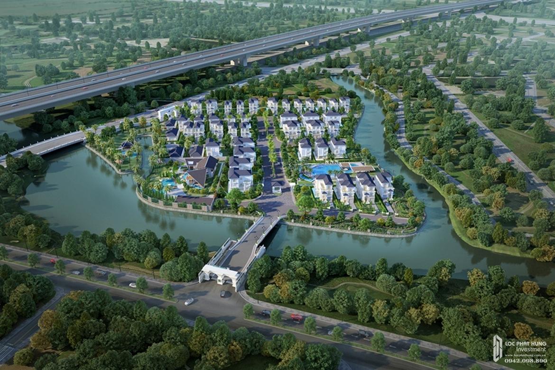Chủ đầu tư dự án căn hộ chung cư Lovera Vista Bình Chánh Đường Trịnh Quang Nghị chủ đầu tư Khang Điền