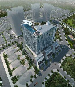 Quy mô dự án căn hộ condotel Peninsula Nha Trang