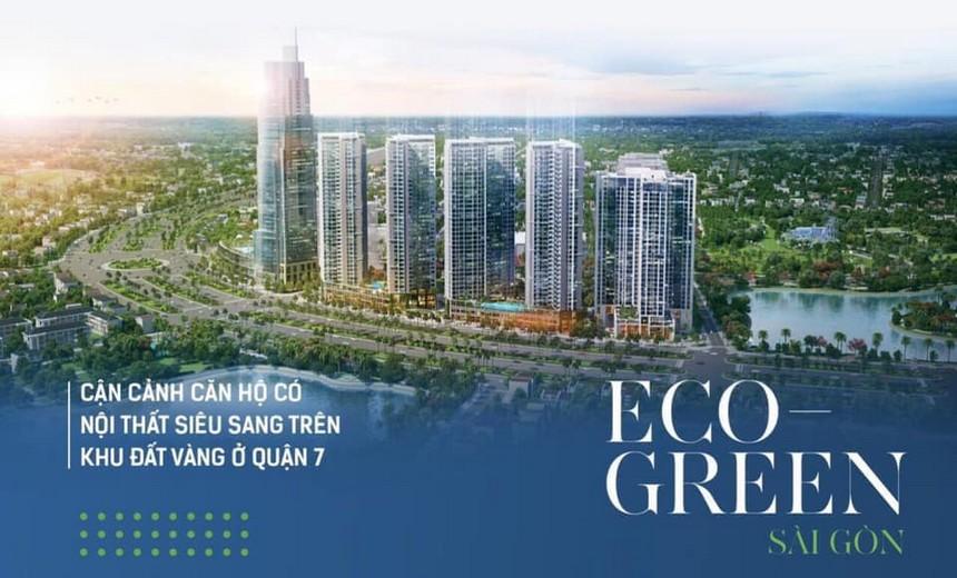 Bán Căn Hộ Chung Cư EcoGreen SaiGon Quận 7