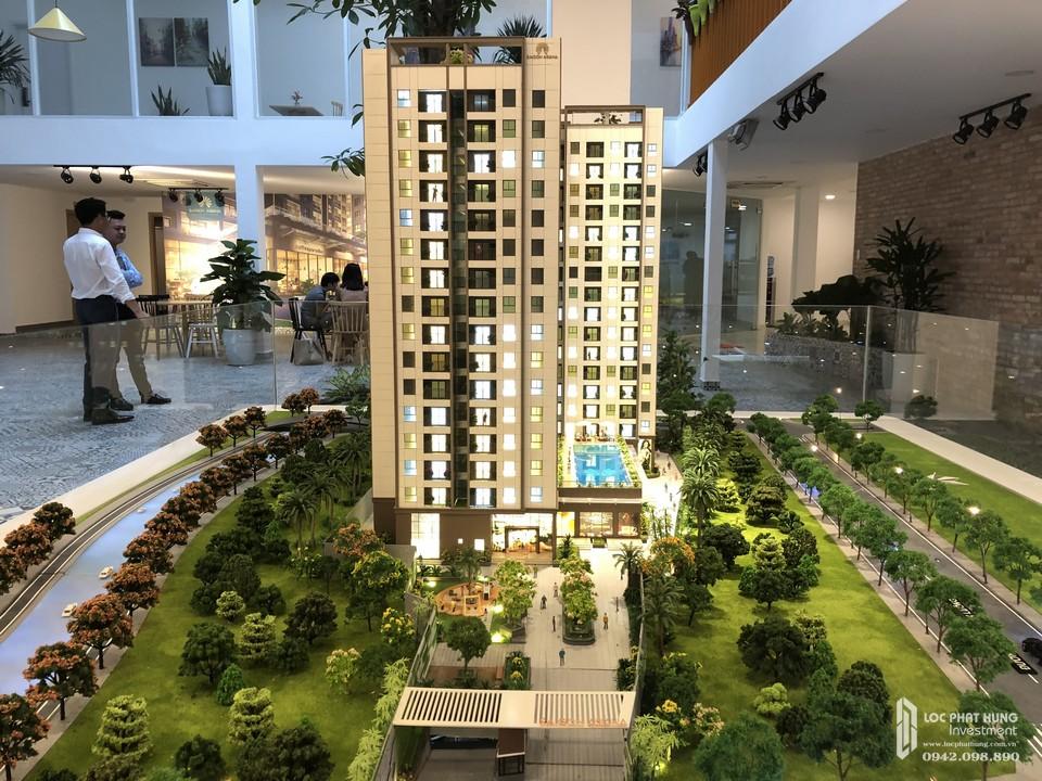 Khai trương nhà điều hành dự án SaiGon Asian Quận 6