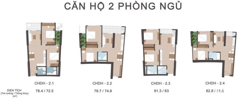mat bang can ho 2 phong ngu du an chung cu vung tau gateway (3)