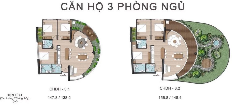 mat bang can ho 3 phong ngu du an chung cu vung tau gateway (1)