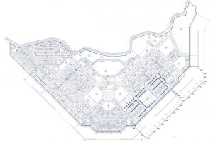 Mặt bằng chi tiết dự án condotel Peninsula Nha Trang