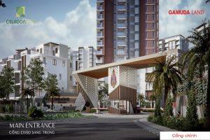 Bán căn hộ Diamond Brilliant B3.3.13 dự án Celadon City, diện tích 142m2, căn góc 3 phòng ngủ view triệu đô