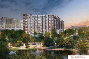 Bán căn hộ Century dự án Celadon City Quận Tân Phú, có chỗ đậu xe riêng, phong cách sống Resort 5 sao
