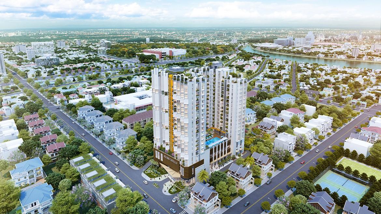 Mua bán cho thuê dự án căn hộ chung cư Asiana Capella Quận 6 Đường Trần Văn Kiểu chủ đầu tư Gotec Land