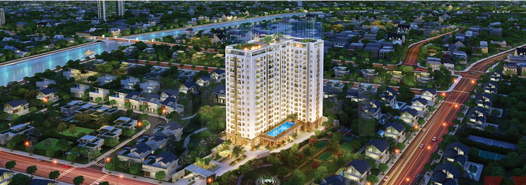 Mua bán căn hộ chung cư Saigon Asian Quận 6