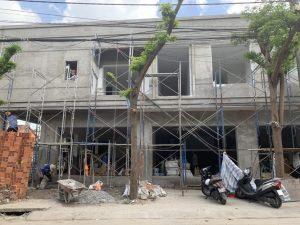 Tiến độ xây dựng dự án căn hộ Bcons Garden Bình Dương tháng 7/2019