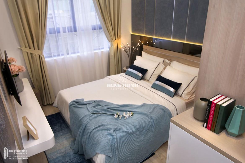 Nhà mẫu dự án căn hộ chung cư Q7 Boulevard Quận 7 Đường Nguyễn Lương Bằng chủ đầu tư Hưng Thịnh