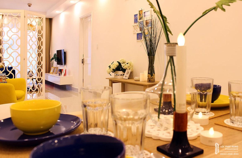 Nhà mẫu dự án căn hộ Căn hộ chung cư Melody Vung Tau Đường Võ Thị Sáu chủ đầu tư Hưng Thịnh Corp
