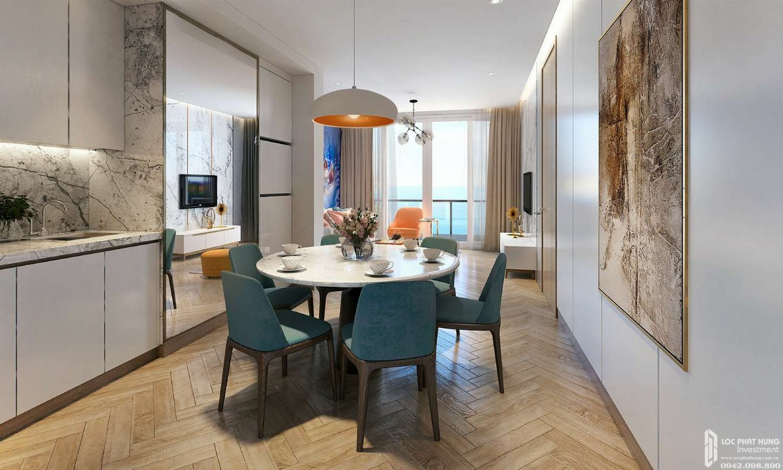 Nội thất dự án căn hộ condotel peninsula nha trang