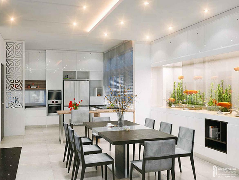 Nhà mẫu dự án căn hộ condotel Peninsula Nha Trang Đường KĐT Biển An Viên chủ đầu tư Công ty cổ phần đầu tư điện lực Hà Nội