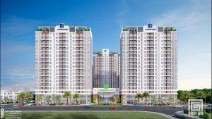 Quy mô dự án căn hộ chung cư Lovera Vista Bình Chánh