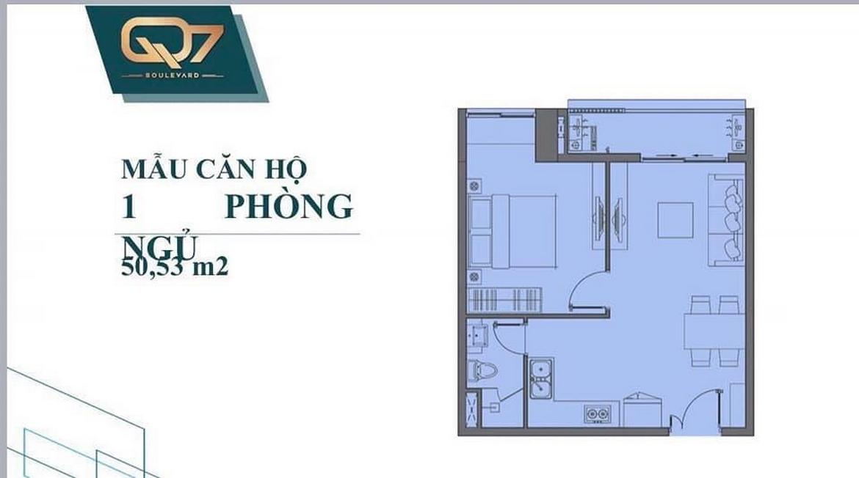 Thiết kế dự án căn hộ chung cư Q7 Boulevard Quận 7 Đường Nguyễn Lương Bằng chủ đầu tư Hưng Thịnh