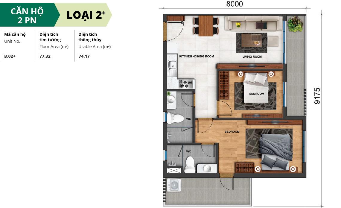 Thiết kế dự án căn hộ chung cư Lovera Vista Bình Chánh Đường Trịnh Quang Nghị chủ đầu tư Khang Điền