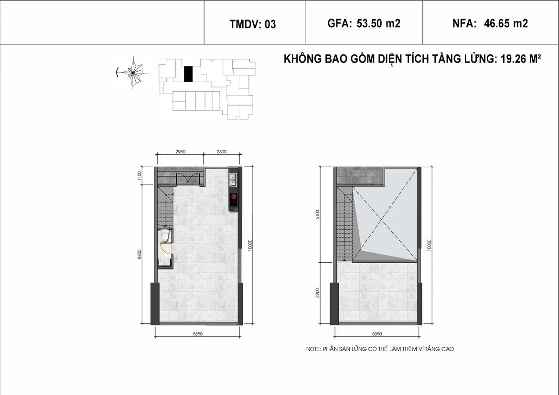 Thiết kế dự án căn hộ chung cư Saigon Asiana Quận 6 Đường Nguyễn Văn Luông chủ đầu tư Gotec Land