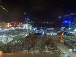 Tiến độ xây dựng dự án căn hộ Aio City tháng 07/2019