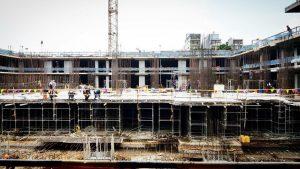 Tiến độ xây dựng căn hộ + Officetel dự án Laimian City 07/2019 – Nhận ký gửi mua bán + Cho thuê