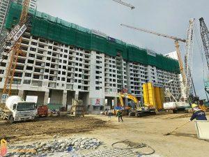 Tiến độ xây dựng dự án căn hộ River Panorama tháng 06/2019