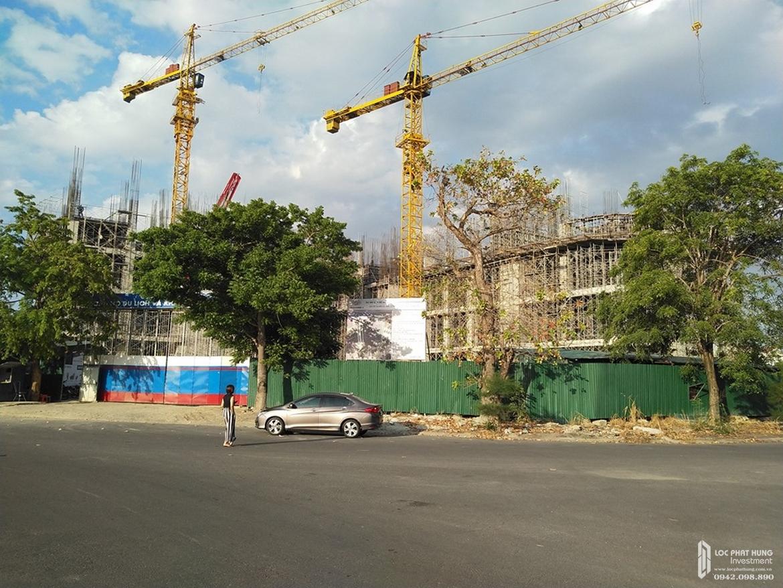 Tiến độ dự án căn hộ condotel Peninsula Nha Trang Đường KĐT Biển An Viên chủ đầu tư Công ty cổ phần đầu tư điện lực Hà Nội