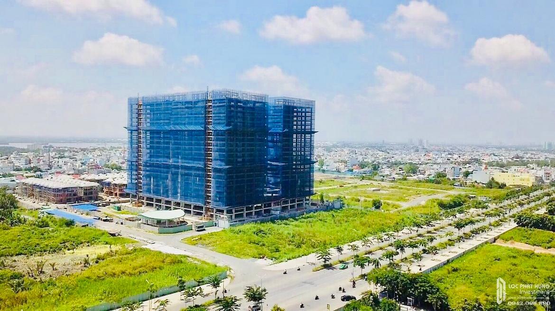 Tiến độ dự án căn hộ chung cư Q7 Boulevard Quận 7 Đường Nguyễn Lương Bằng chủ đầu tư Hưng Thịnh