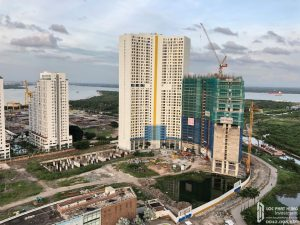Tiến độ xây dựng căn hộ dự án Sunshine Diamond River 07/2019 – Nhận ký gửi mua bán + Cho thuê