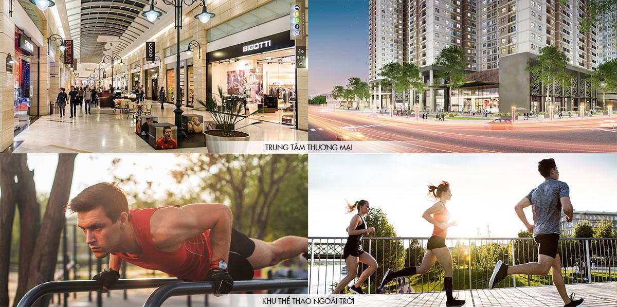 Tiện ích dự án căn hộ chung cư Q7 Boulevard Nguyễn Lương Bằng