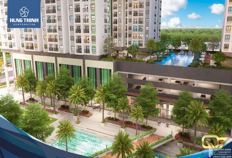 tien ich noi khu du an can ho chung cu Q7 Saigon Riverside Complex