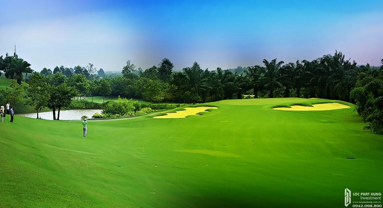 Sân Golf Paradise cách 10 phút di chuyển từ Vũng Tàu Regency