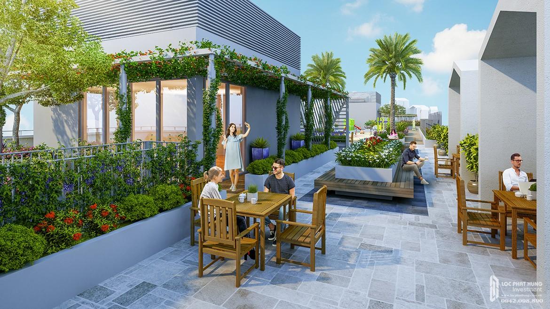 Tiện ích nội khu dự án căn hộ chung cư Asiana Capella quận 6