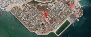 Vị trí địa chỉ dự án căn hộ condotel Peninsula Nha Trang