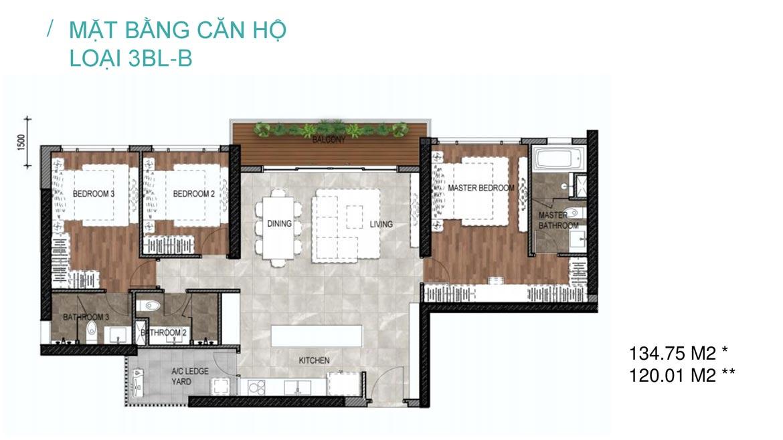 Thiết kế dự án căn hộ chung cư The Loft Riviera Point Quận 7 Đường Huỳnh Tấn Phát chủ đầu tư Keppel Land