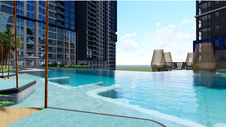 Tiện ích dự án căn hộ chung cư The Loft Riviera Point Quận 7 Đường Huỳnh Tấn Phát chủ đầu tư Keppel Land