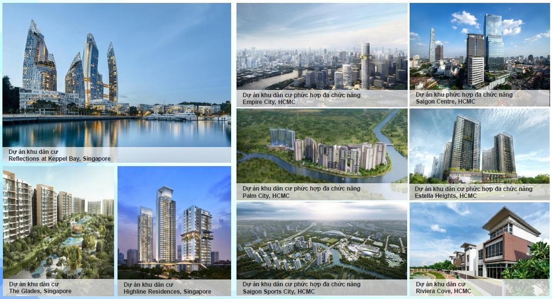 Chủ đầu tư dự án căn hộ chung cư The Loft Riviera Point Quận 7 Đường Huỳnh Tấn Phát chủ đầu tư Keppel Land