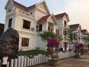Chủ đầu tư Dự án Cửa Lò Beach Villa Nghệ An