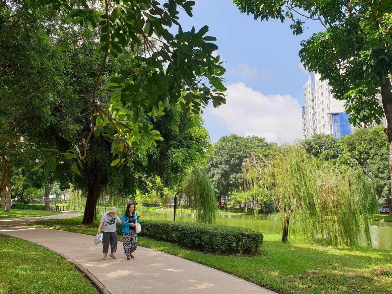 Mua bán cho thuê căn hộ chung cư Celadon City Quận Tân Phú chủ đầu tư Gamuda Land