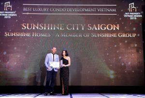 SUNSHINE CITY SÀI GÒN – Dự án căn hộ hạng sang cất nóc tòa đầu tiên