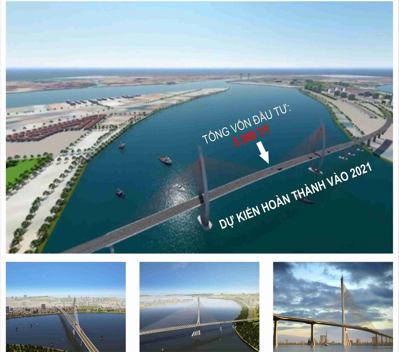 Dự án cầu Bình Khánh nối Nhà Bè và Cần Giờ
