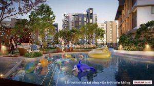 Bán căn hộ Diamond Alnata Plus Celadon City Quận Tân Phú, tặng chỗ đậu xe ô tô, nhận nhà hoàn thiện, nội thất cao cấp, view phố đi bộ Gamuda