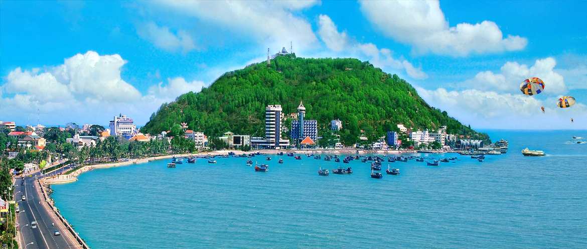du lich vung tau; the song vung tau
