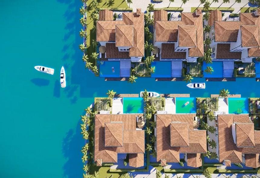 Mua bán cho thuê dự án biệt thự Sunshine Diamond Bay Đường Nguyễn Tất Thành chủ đầu tư Sunshine Group