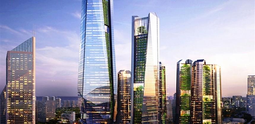 Mua bán cho thuê dự án căn hộ biệt thự Sunshine Diamond Bay Đường Nguyễn Tất Thành chủ đầu tư Sunshine Group