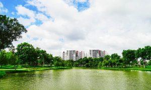 Nhìn lại 10 năm hình thành và phát triển dự án căn hộ Celadon City Quận Tân Phú
