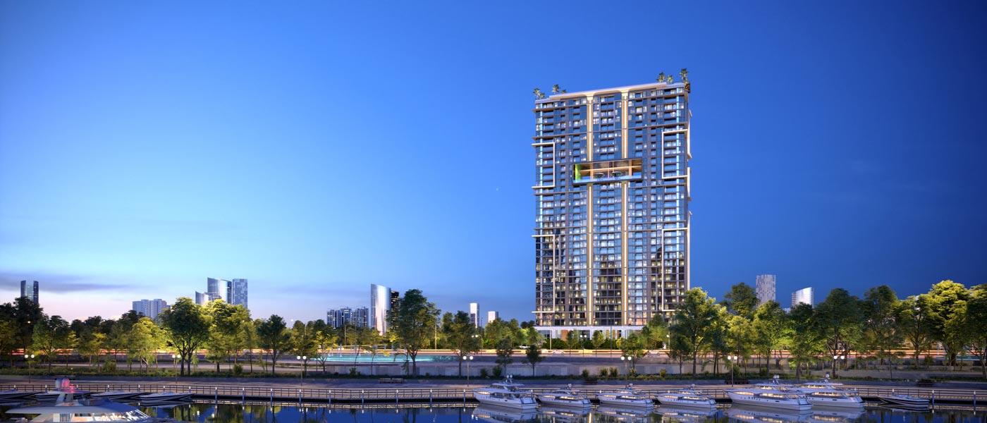 Mua bán cho thuê căn hộ chung cư Sky 89 Quận 7
