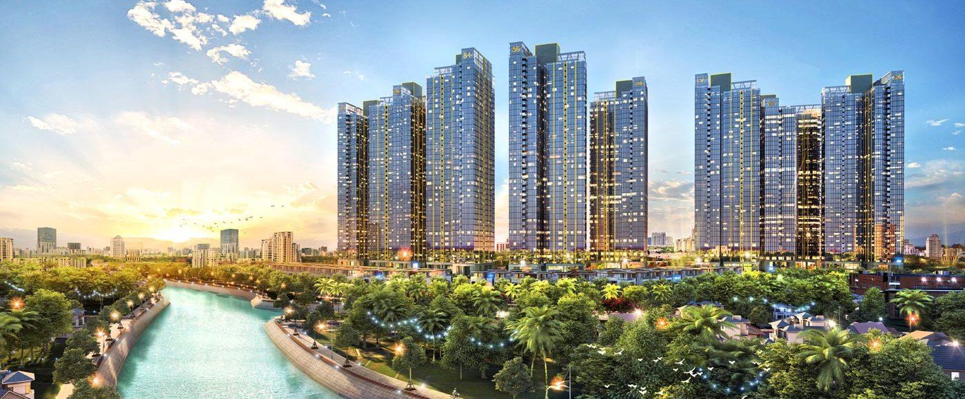 Mua bán cho thuê căn hộ chung cư Sunshine City Sài Gòn Quận 7