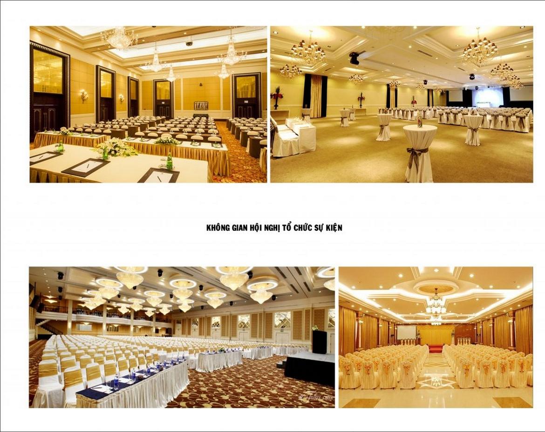 Nhà mẫu dự án căn hộ condotel Hội An Golden Sea Đường Nguyễn Phan Vinh chủ đầu tư Hòa Bình